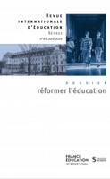 n° 83 - avril 2020 - Réformer l'éducation