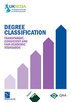 Degree classification: transparent, consistent and fair academic standards