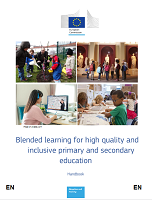 Blended learning for high quality and inclusive primary and secondary education: handbook