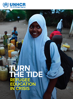 Turn the tide: refugee education in crisis