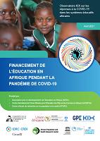 Financement de l'éducation en Afrique pendant la pandémie de COVID-19