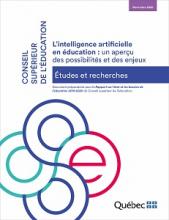 L'intelligence artificielle en éducation : un aperçu des possibilités et des enjeux