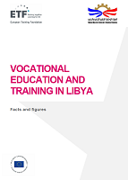 Vocational education and training in Libya: facts and figures
