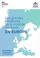 Les grandes tendances de la mobilité étudiante en Europe