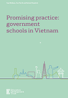 Promising practice: government school in Vietnam