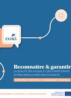 EXTRASUP : reconnaître et garantir la qualité des acquis et des expériences extracurriculaires des étudiants : conduire et réussir le changement ensemble : kit méthodologique