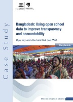 Bangladesh: using open school data to improve transparency and accountability