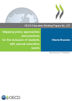 Mapping policy approaches and practices for the inclusion of students with special education needs