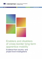 Enablers and disablers of cross-border long-term apprentice mobility: evidence from country- and project-level investigations