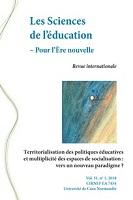 Territorialisation des politiques éducatives et multiplicité des espaces de socialisation : vers un nouveau paradigme ?