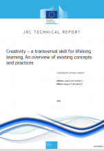 Creativity, a transversal skill for lifelong learning: an overview of existing concepts and practices: literature review report