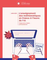 L'enseignement des mathématiques en France à l'heure de l'IA : diagnostics, enjeux, préconisations