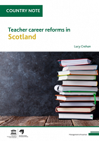 Teacher career reforms in Scotland