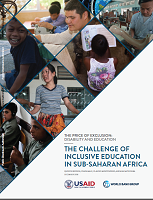 The price of exclusion: disability and education - The challenge of inclusive education in sub-saharan Africa