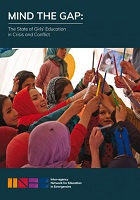Mind the gap: the state of girls' education in crisis and conflict
