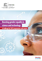Boosting gender equality in science and technology : a challenge for TVET programmes and careers