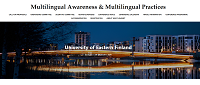 Multilingual awareness & multilingual practices conference (MAMP3)