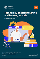 Technology-enabled teaching and learning at scale: a roadmap to 2030