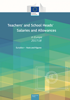 Teachers' and school heads' salaries and allowances in Europe 2017/18