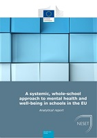 A systemic, whole-school approach to mental health and well-being in schools in the EU: analytical report