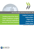 Thinking about the future: career readiness insights from national longitudinal surveys and from practice