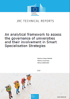 An analytical framework to assess the governance of universities and their involvement in smart specialisation strategies