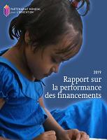 Rapport sur la performance des financements 2019