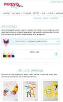 Mômes.net - Arts à la maternelle