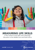 Measuring life skills in the context of life skills and citizenship education in the Middle East and North Africa