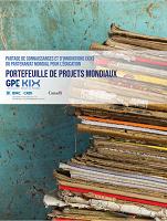 Partage de connaissances et d'innovations (KIX) du Partenariat mondial pour l'éducation : portefeuille de projets mondiaux