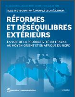 Réformes et déséquilibres extérieurs : la voie de la productivité du travail au Moyen-Orient et en Afrique du Nord