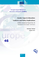 Gender gaps in education: evidence and policy implications