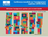 Conférence mondiale de l'UNESCO sur l'enseignement supérieur 2022 (WHEC2022)