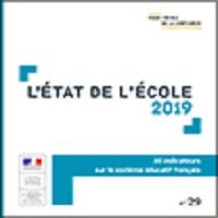 L'état de l'école 2019 : 30 indicateurs sur le système éducatif français