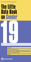 The little data book on gender 2019