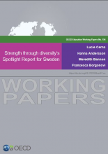 Strength through diversity's spotlight report for Sweden
