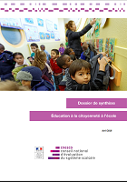 Education à la citoyenneté : dossier de synthèse