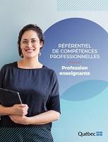 Référentiel de compétences professionnelles : profession enseignante