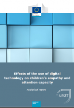 Effects of the use of digital technology on children's empathy and attention capacity: analytical report