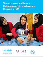 Towards an equal future: reimagining girls' education through STEM