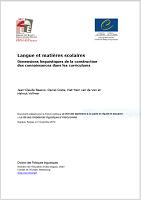 Langues et matières scolaires : dimensions linguistiques de la construction des connaissances dans les curriculums