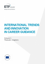 International trends and innovation in career guidance: Volume I. : Thematic chapters