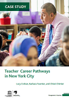 Teachers career pathways in New York City