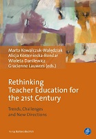 Rethinking teacher education for the 21st century: trends, challenges and new directions