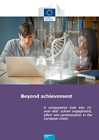 Beyond achievement: a comparative look into 15-year-olds' school engagement, effort and perseverance in the European Union