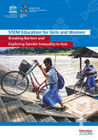 STEM education for girls and women: breaking barriers and exploring gender inequality in Asia