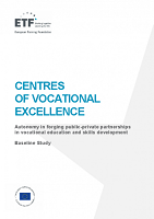 Centres of vocational excellence: autonomy in forging public-private partnerships in vocational education and skills development