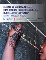 Rapport annuel 2019-2020 du mécanisme de partage de connaissances et d'innovations du PME (KIX)