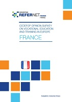 Cedefop opinion survey on vocational education and training in Europe: France