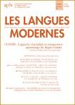 n° 1 - mars 2019 - L'approche intermédiale en enseignement-apprentissage des langues vivantes : dossier